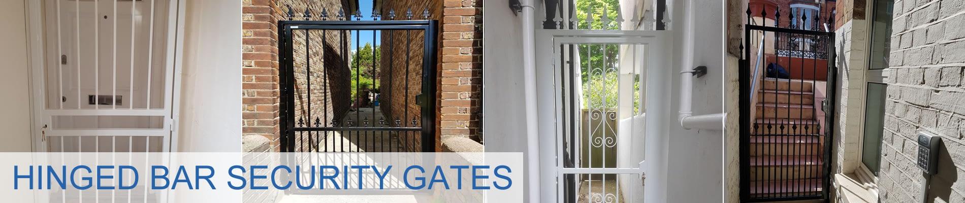 Security Grilles & Gates