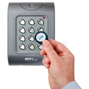 Act5 Entry keypad
