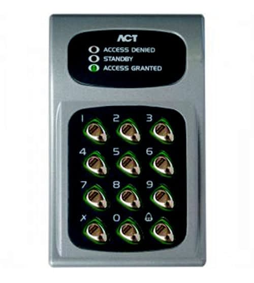 ACT10 Entry keypad