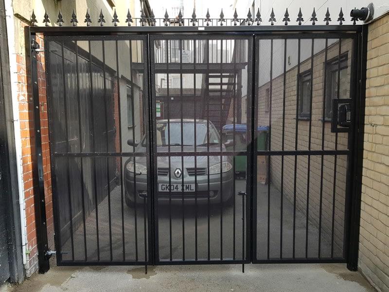 Security Gates, window Bars & Retractable Grilles