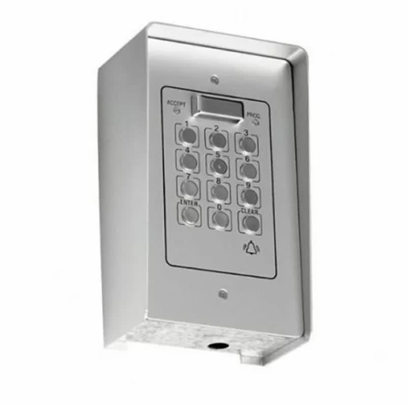 Entry Videx keypad